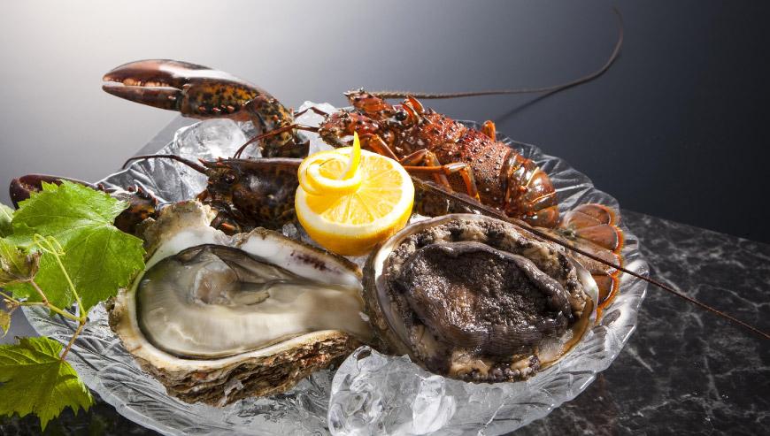 鉄板キュイジーヌ長尾のアラカルト | 海鮮料理