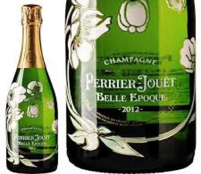 Perrier Jouet Belle Epoque | ペリエ ジュエ ベル エポック