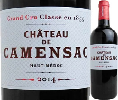 Chateau de Camensac 2010 | シャトー ド カマンサック 2010
