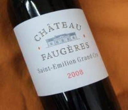 Chateau Faugeres 2000 | シャトー・フォジェール 2000