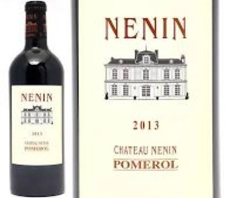 Chateau Nenin 2007 | シャトー ネナン 2007