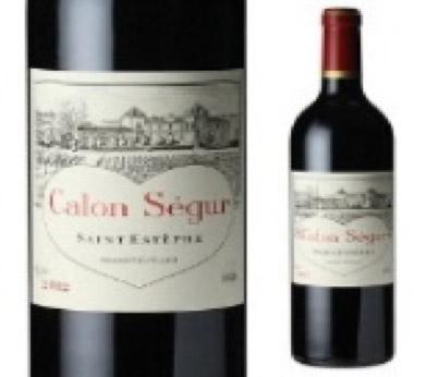 Chateau Calon Segur 2004 | シャトー カロン セギュール 2004