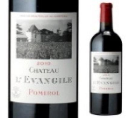 Chateau L'evangile 2012  | シャトー レヴァンジル 2012
