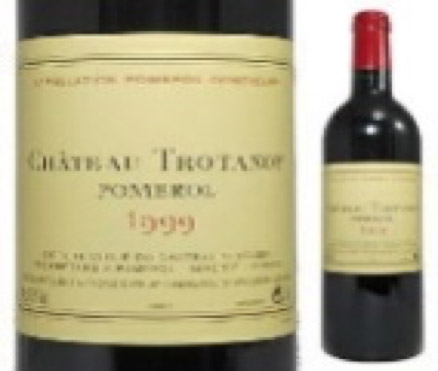 Chateau Trotanoy 1999 | シャトー トロタノワ 1999