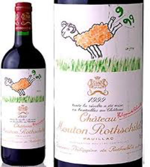 ★ Chateau Mouton-Rothschild 1999 | ★ シャトー・ムートン・ロートシルト 1999