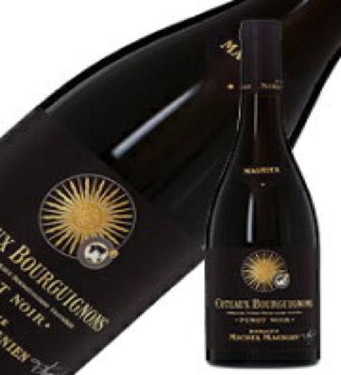 Domaine Michel Magnien Coteaux Bourguignons Pinot Noir    2017 | コトー ブルギニョン ピノ ノワール   2017