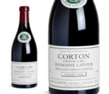 CORTON Grand Cru Domaine Latour 2006 | コルトン・グラン・クリュ 2006