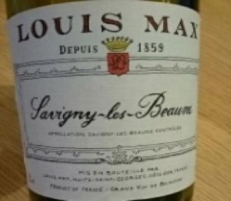 Louis Max Savigny lès Beaune 2010 | サヴィニ・レ・ボーヌ 2010