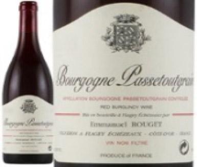 Emmanuel Rouget Bourgogne Passetout Grain 2017 | ブルゴーニュ・パストゥー・グラン 2017