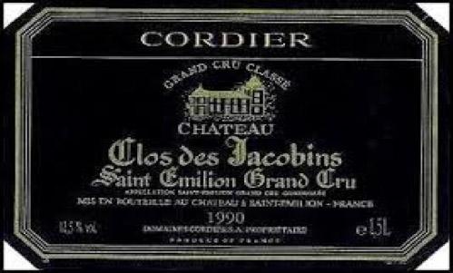 Chateau Clos des Jacobins | シャトー クロ・デ・ジャコバン