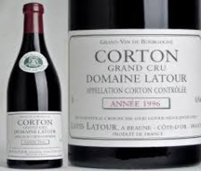 Corton Grand Cru Domaine Latour Louis Latour  | コルトン グラン クリュ ドメーヌ ラトゥール