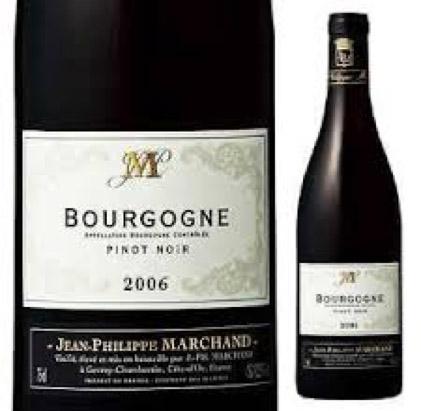 Jean-Philippe Marchand  Bourgogne Pinot Noir | ジャン・フィリップ・マルシャン ブルゴーニュ ピノ・ノワール