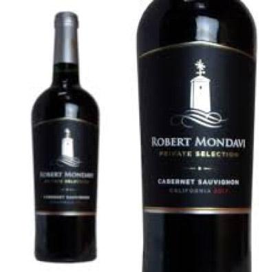 Robert Mondavi Private Selection Cabernet Sauvignon | ロバート・モンダヴィ プライベート・セレクション カベルネ・ソーヴィニヨン