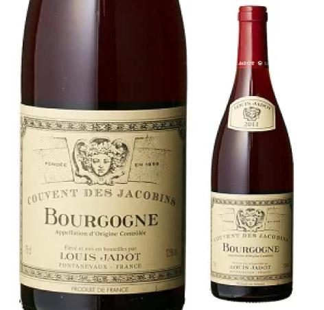 Bourgogne Rouge Couvent Des Jacobins Louis Jadot | ルイ ジャド  ブルゴーニュ ルージュ