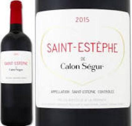 Saint-Estephe de Calon Segur | サンテステフ・ド・カロン・セギュール