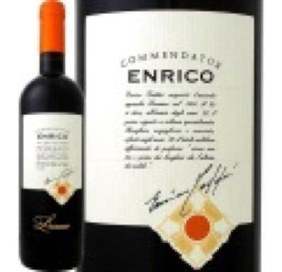 Fattoria di Lornano Commendator Enrico 2015 | ファットリア・ディ・ロルナーノ・コマンダトール・エンリコ・ロッソ 2015