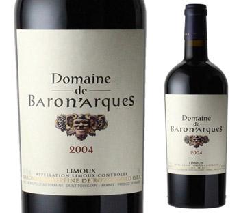 Domaine de BARON'ARQUES | ドメーヌ・ドゥ・バロナーク 2007
