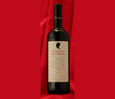 Il Rosso di Chiara  Polo Basso |  キアラ