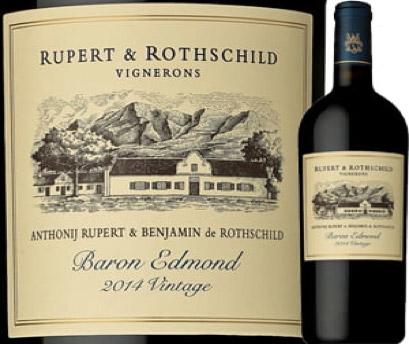Baron Edmond Rupert&Rothschild NV | ルパート & ロートシルト・バロン・エドモン NV
