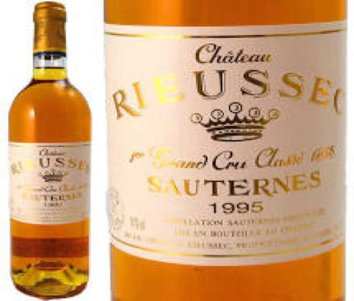Chateau Rieussec 1978 | シャトー・リューセック 1978 (甘口 貴腐ワイン)