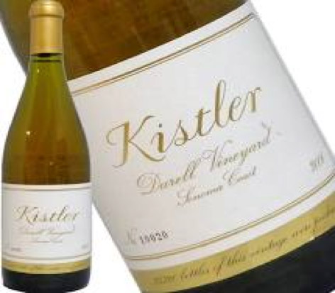 Kistler Vine Hill Vineyard Russian River Valley Chardonnay | キスラー シャルドネ  2006