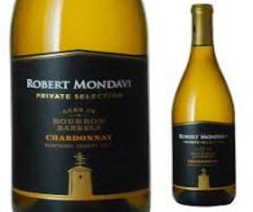Robert Mondavi Private Selection Chardonnay 2016 | ロバート・モンダヴィ プライベート・セレクション シャルドネ 2016