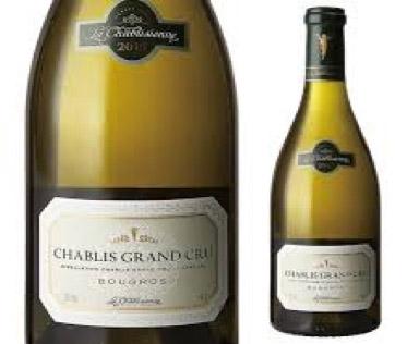 La Chablisienne Chablis Grand Cru Blanchot 2004 | シャブリ・グランクリュ ブランショ  ラ シャブリジェンヌ  2004